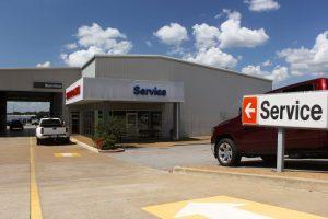 Service Repair Center Gable Steel