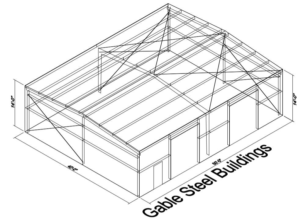 40X50 steel building review
