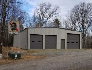 Understanding The Pitch Of Your Steel Building