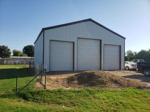 Gable Steel Building System