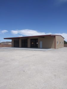 Pahrump Nevada Steel Building