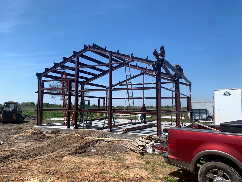 30x30 steel building