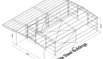 15ft Overhang