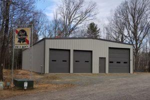 Wisconsin Steel Building